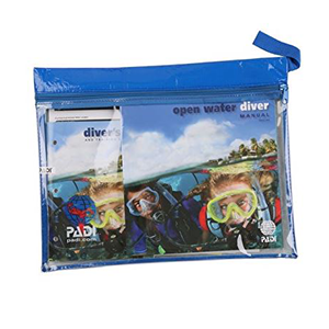 Open Water Diver crewpack (materials) in english