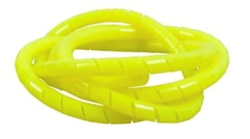 Spiral Hose Protection Yellow 120 cm