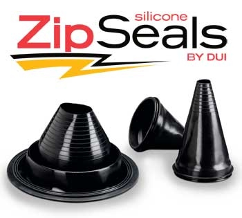 DUI silicon neck seal with zip